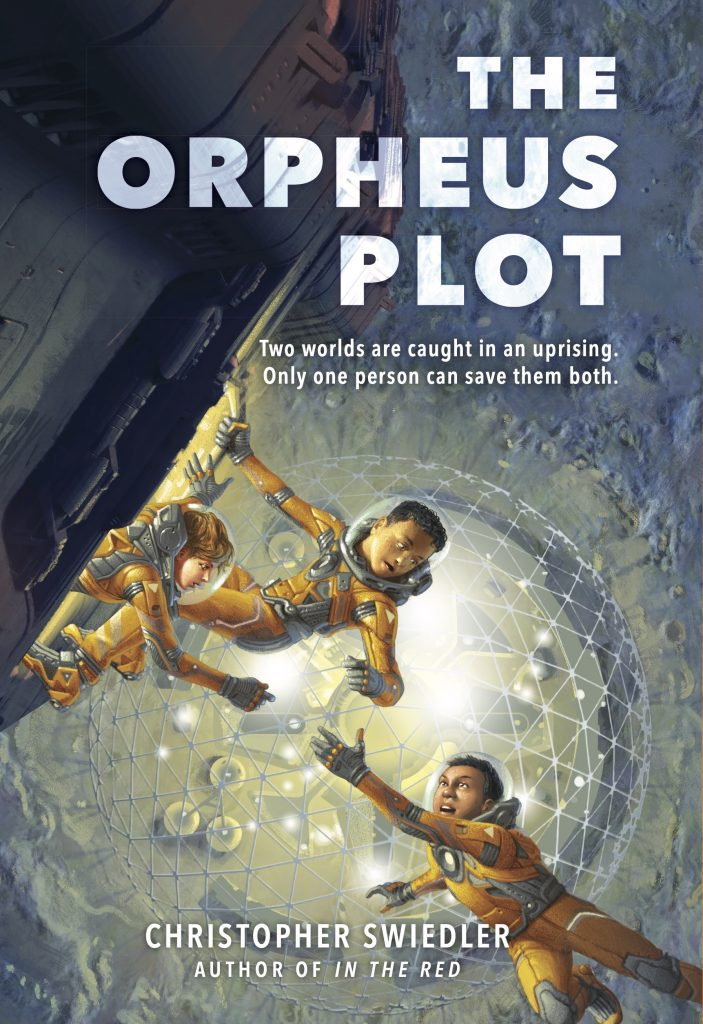 Interview with Chris Swiedler: The Orpheus Plot